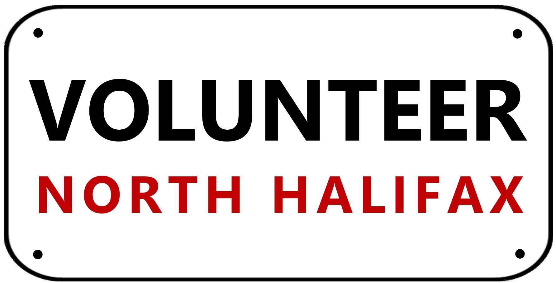 Volunteer North Halifax logo